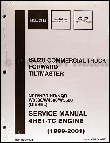 28 2001 Isuzu Npr Wiring Diagram
