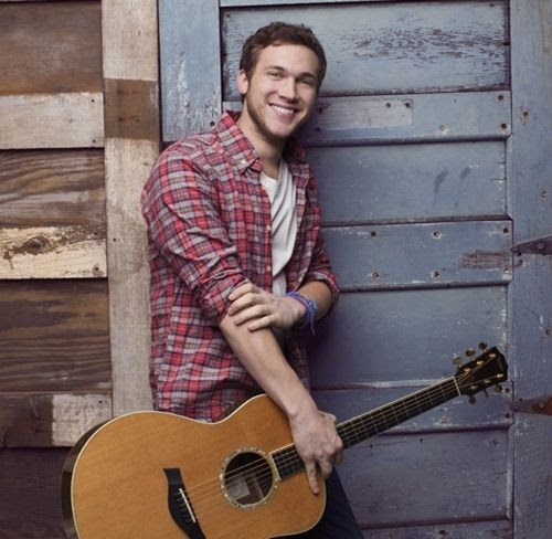 Phillip Phillips, Phillip Phillips
