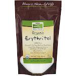 Now Foods - Organic Erythritol 1 lb