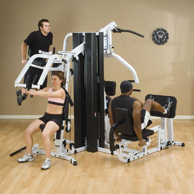 Body-Solid EXM3000LPS Double Stack Home Gym Review - Top Fitness Magazine