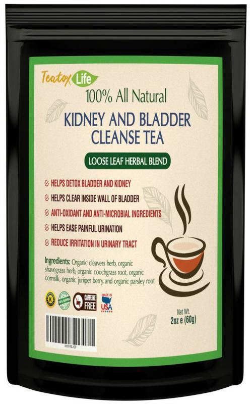 Cleansing  The Liver And Kidneys (teatoxforweightloss)