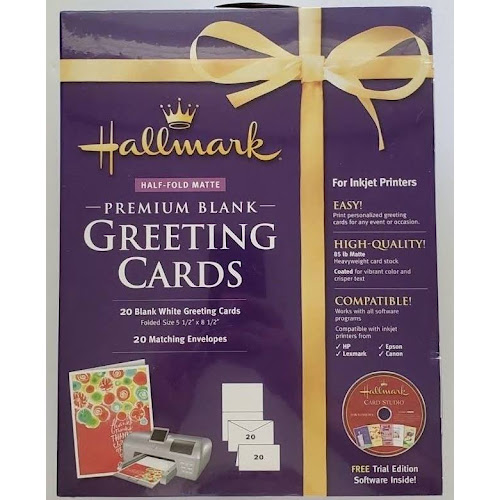 Google express hallmark 12 fold premium blank greeting cards 20 pack hallmark 12 fold premium blank greeting cards 20 pack m4hsunfo