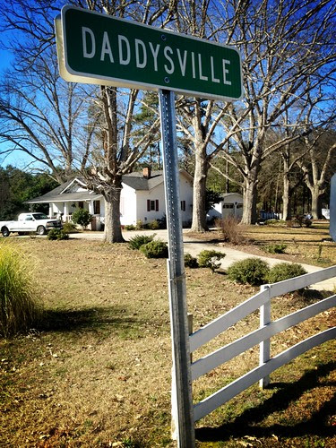 Who's Your......Daddysville?