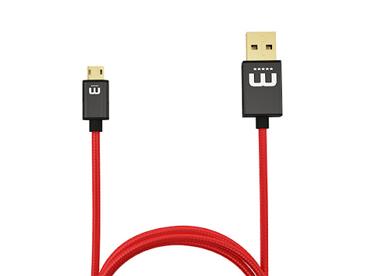 The First of Its Kind in the World, this Micro USB Cable Gives Zero-Hassle New Meaning