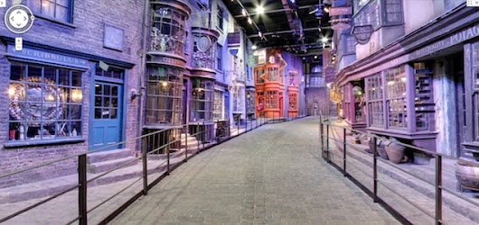 Google Maps offers a virtual tour of Harry Potter's Diagon Alley | NDTV Gadgets