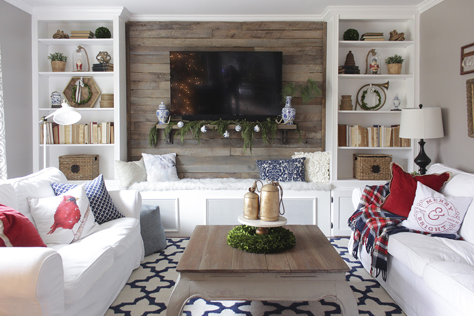 How to Convert Bookcases into Built-Ins