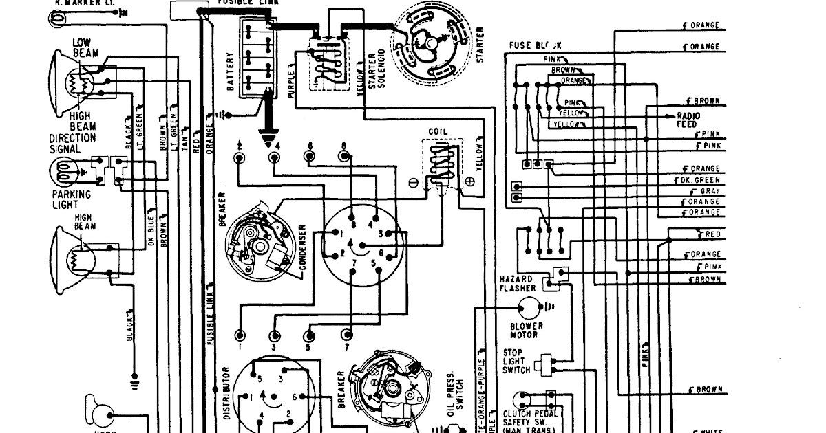 32 1967 Camaro Wiring Diagram Pdf - Wiring Diagram Database