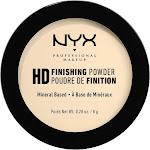 NYX Professional Makeup HD Finishing Powder Banana - 0.28oz