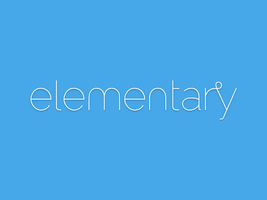 A fast and open replacement for Windows and macOS ⋅ elementary OS