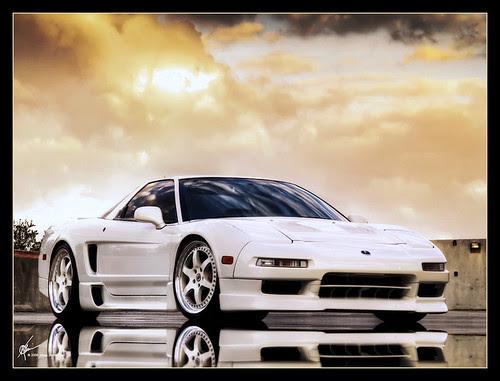Acura NSX 2