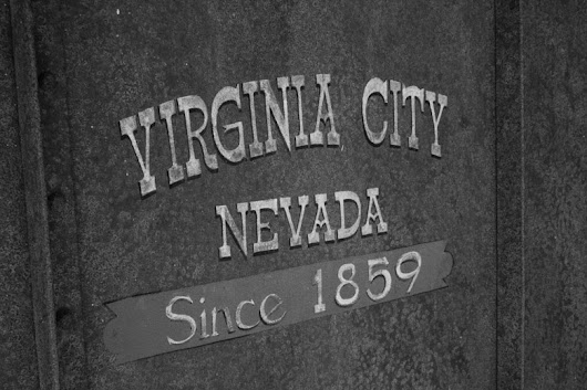 Virginia City: Historic Nevada Delight - Val in Real Life