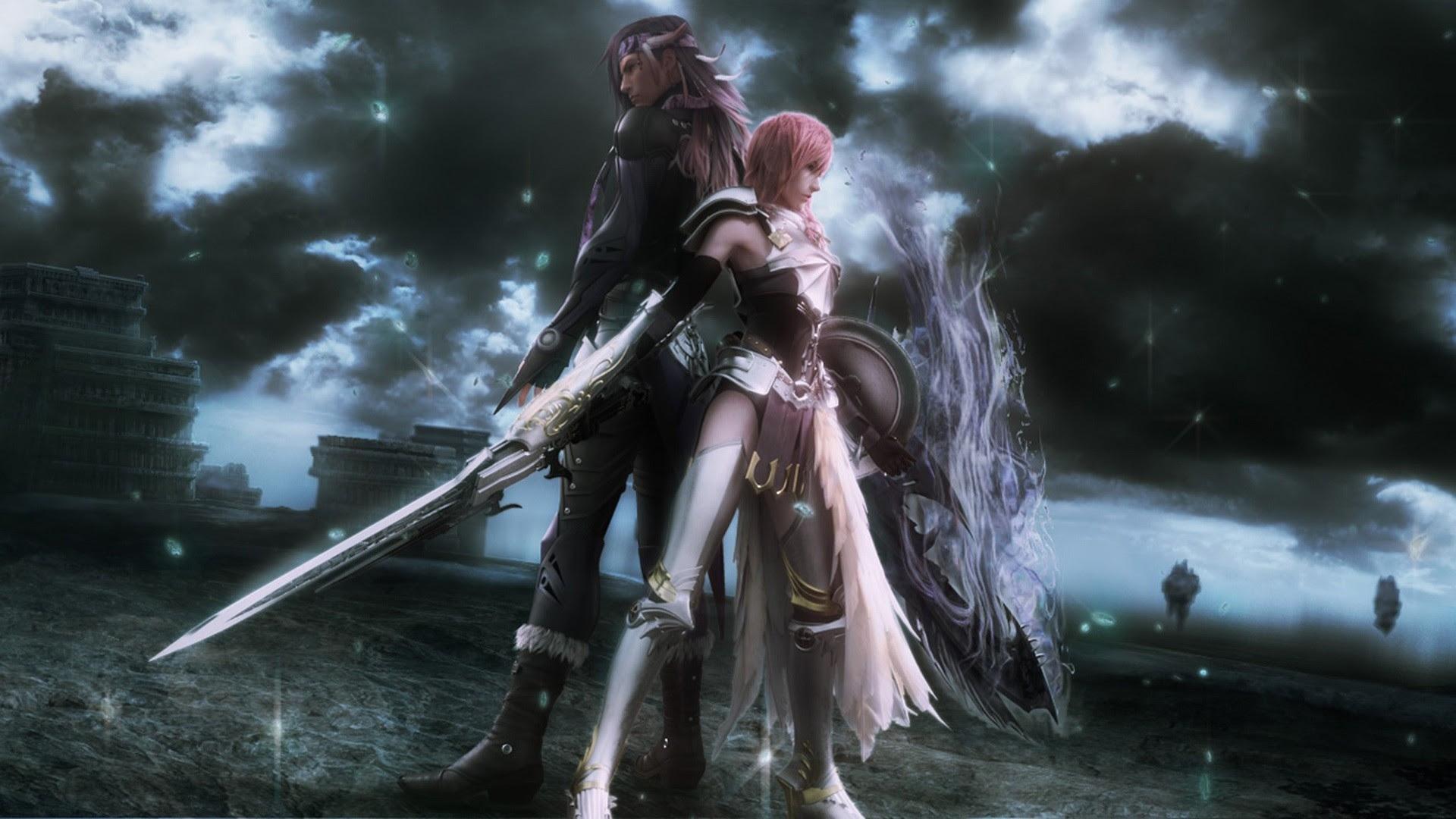 Download 990+ Final Fantasy Wallpaper Pretty HD Gratid