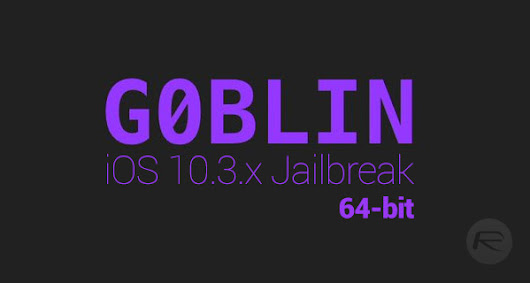 G0blin iOS 10.3.3 Jailbreak IPA For 64-Bit Devices Is Compatible With Cydia And Substrate | Redmond Pie