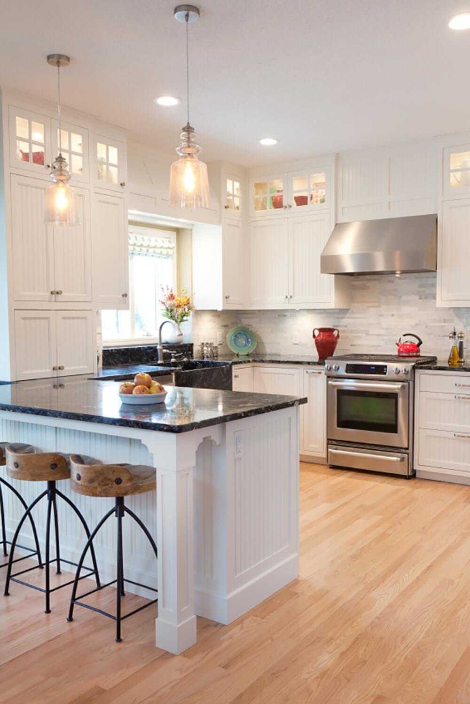 Top 38 Best White Kitchen Designs (2016 Edition)