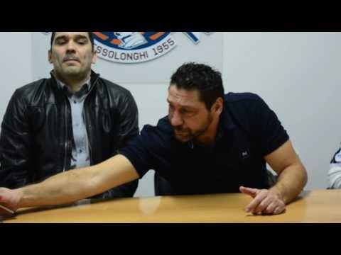 Δείτε τι ειπώθηκε στην συνέντευξη τύπου μετά το τέλος του αγώνα Χαρίλαος Τρικούπης-ΧΑΝΘ για την Β΄ Εθνική Ανδρών