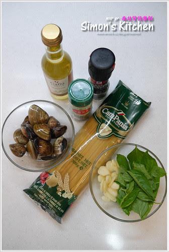 白酒蛤蠣義大利麵01