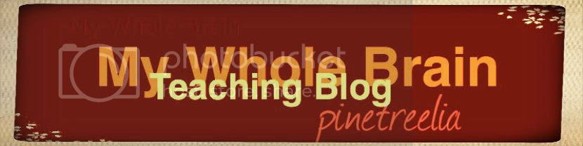 My Whole Brain Teaching Blog