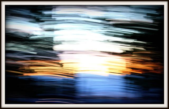 It's all a blur!