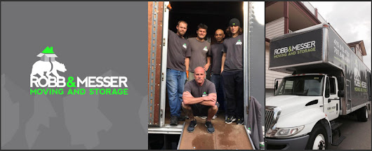 Robb & Messer Moving and Storage are Movers in Petaluma, CA