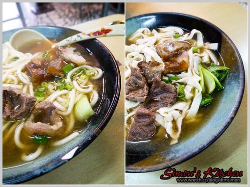 中壢周記牛肉麵店05