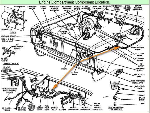 27 1987 Dodge D150 Wiring Diagram