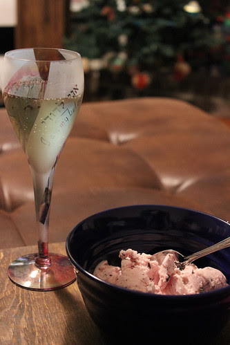 Champagne & Ice Cream
