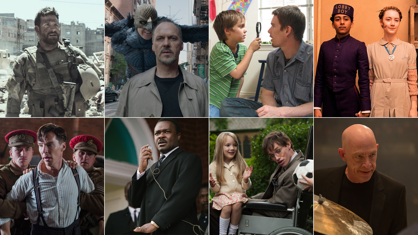 Academy Awards 2015: Complete list of Oscar nominees and ...