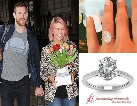 The Story Behind Julianne Houghs 5 Carat Engagement Ring