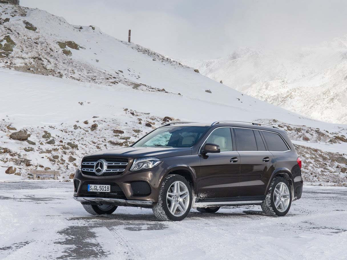 2019 MERCEDES BENZ GLS Class SUV Lease Offers - Car Lease CLO