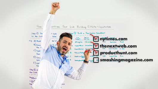 How to Prioritize Your Link Building Efforts & Opportunities - Whiteboard Friday