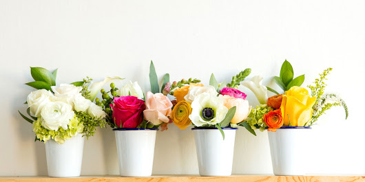 The 5 Biggest Flower Arranging Mistakes To Avoid