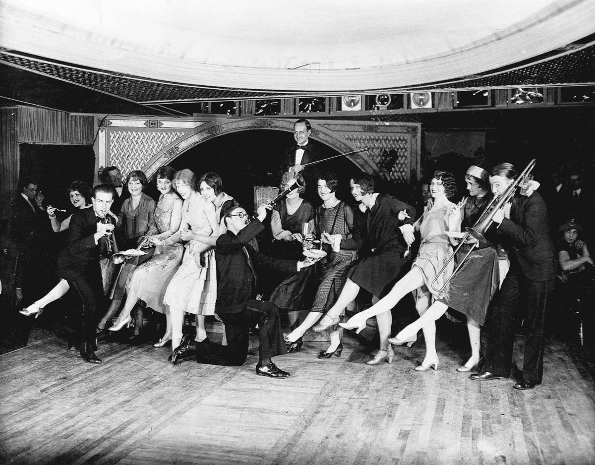 As loucas maratonas de dança da Grande Depressão 02