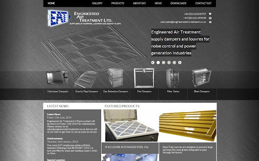 Engineered Air Treatment Ltd, Thurmaston, Leicester, LE4 8EY