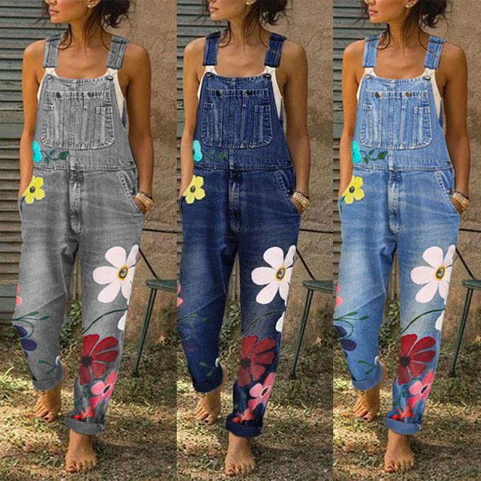 Your Guide To Buy Quality Wholesale Ladies Dungarees!