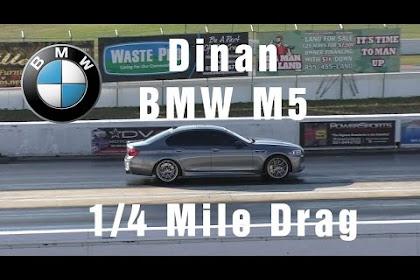 Bmw M5 Quarter Mile 2018