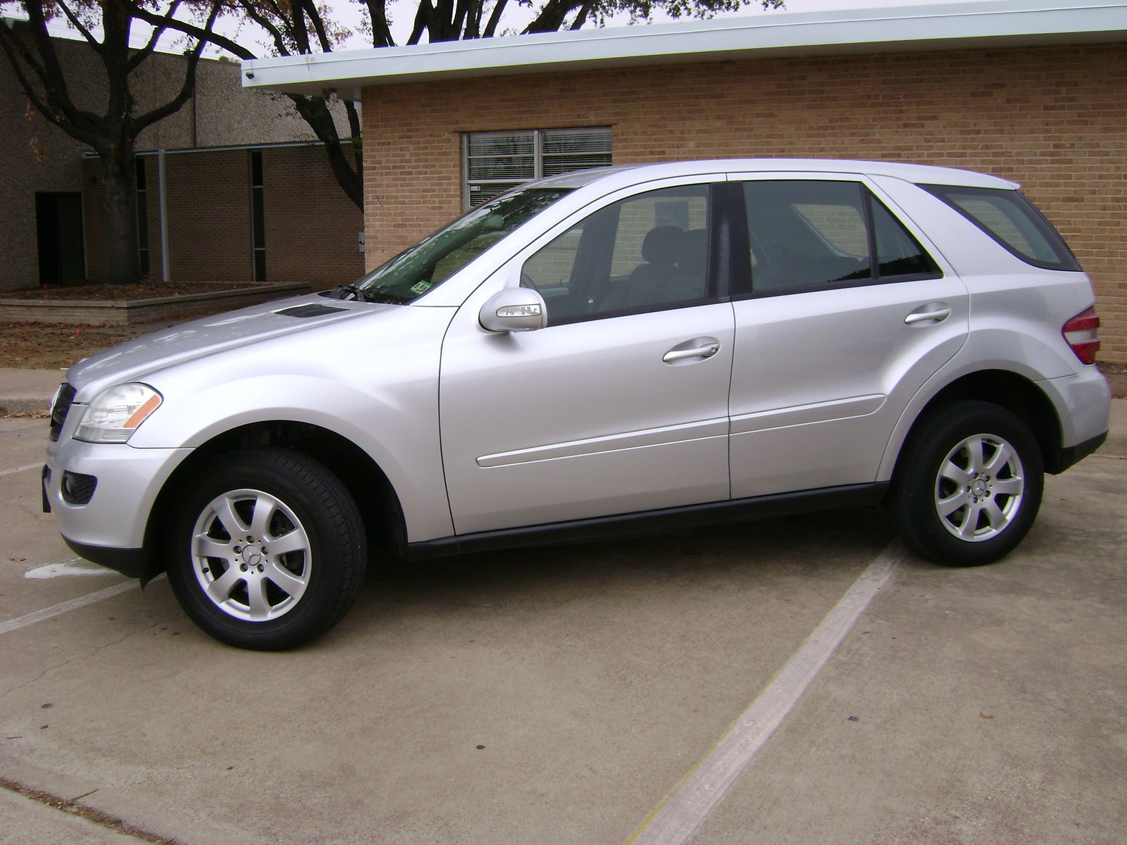Picture of 2006 Mercedes-Benz M-Class ML350, exterior