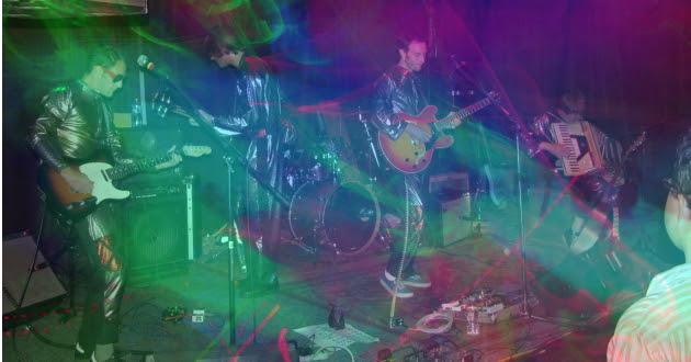 Phantom Buffalo record release show