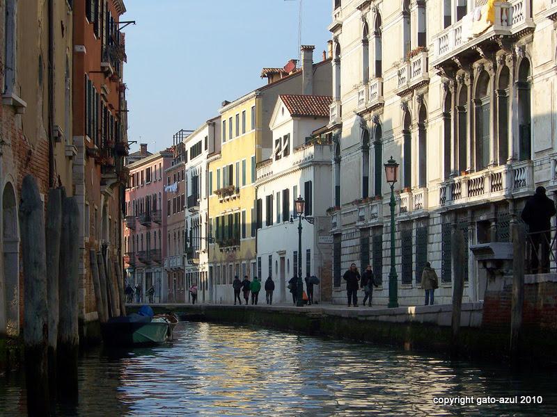 Venice - Walking On Water