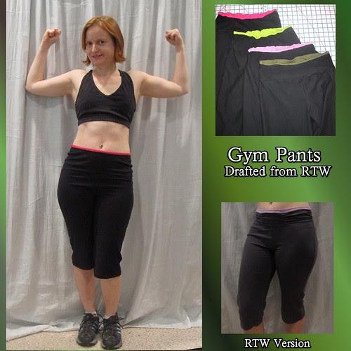 Gym Pants Thumbnail