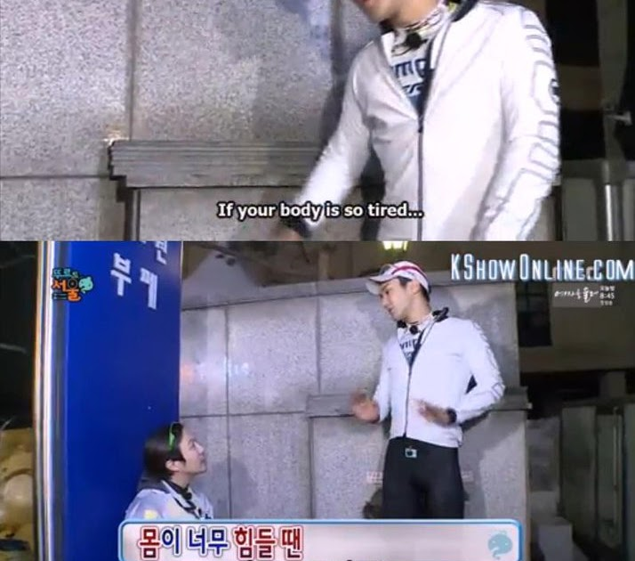 150418 Mbc Infinity Challenge Episode 424 With Siwon Exo