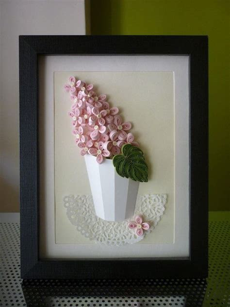 20 best images about Quilled Frames on Pinterest