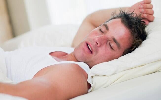 Apneia do sono. Foto: Thinkstock/Getty Images