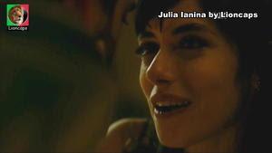 Julia Ianina nua na serie 1 contra todos