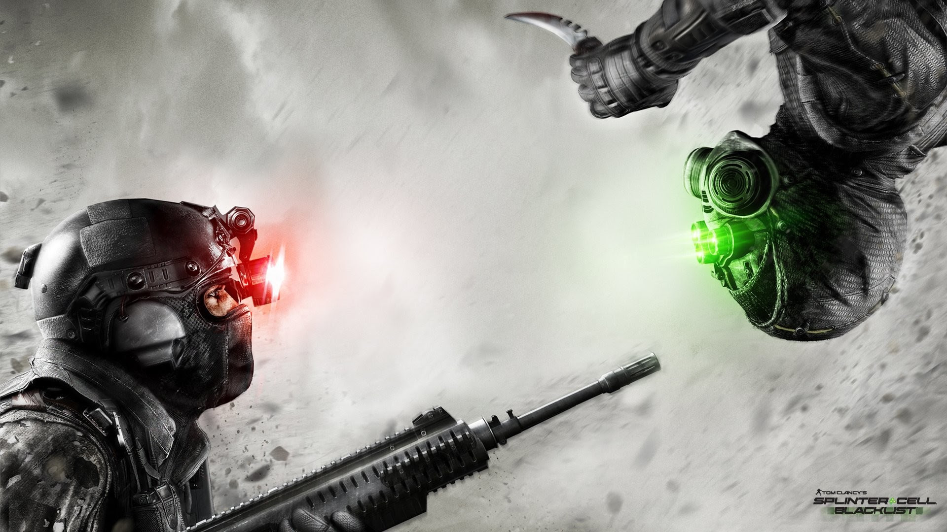 Splinter Cell Wallpapers 82 Images
