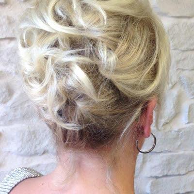 Steckfrisuren Kurze Haare Haarstyling Frisurentrends Und Styling
