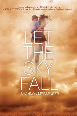 Let the Sky Fall by Shannon Messenger