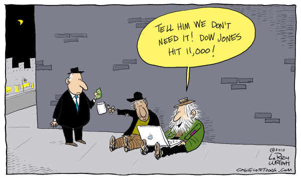 Cartoon by Larry Wright