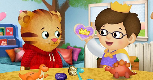 Daniel Tiger Becomes a Boy With Autism's Guide to Social Life