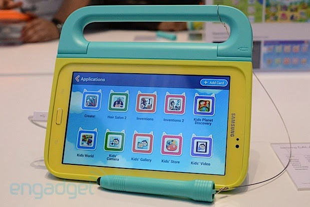 Samsung Galaxy Tab 3 For Kid