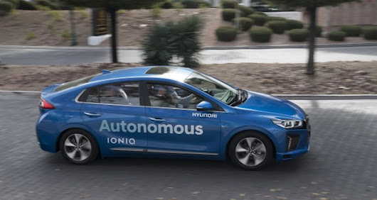 Consumers more confident about autonomous vehicles